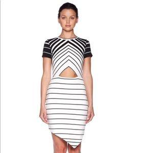 Bec & Bridge Striped Dress